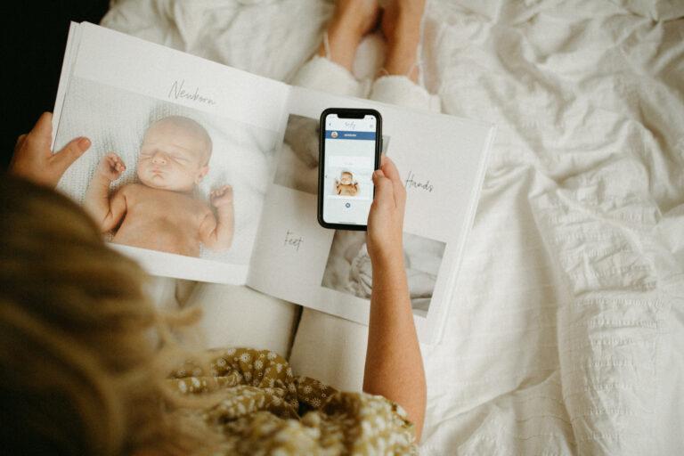 Baby Notebook App