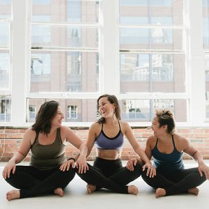 yoga - community - friendship